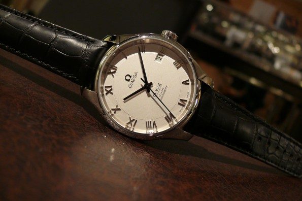 timeless design c91d3 7a9cc OMEGA デ・ビル コーアクシャル cal.8500   THREEC