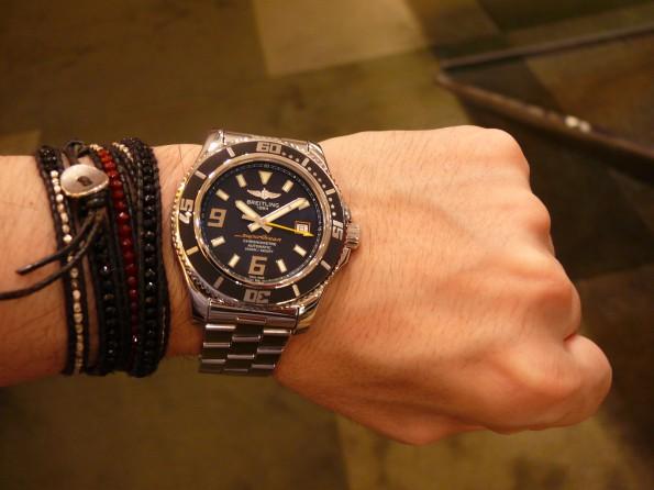brand new ad3c3 67b35 ◇IIDAの『夏はダイバーズ時計つけて海に行きたいよね』Vol.7 ...
