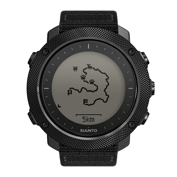 SS022469000_Suunto_Traverse_Alpha_Stealth_Front_View_Route_with_POI_POSITIVE