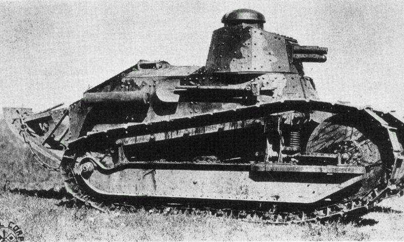 Renault-FT-tank