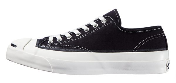 JACK PURCELL CANVAS BLACK