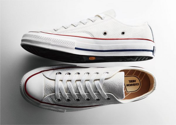 CHUCK TAYLOR LEATHER OX